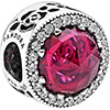 PANDORA Disney Belle's Radiant Rose Charm (NEW)
