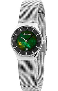 Mizzano Ladies Watch St/Steel with Mesh Bracelet