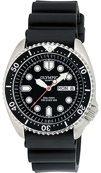 Olympic Mens 300m Divers Watch