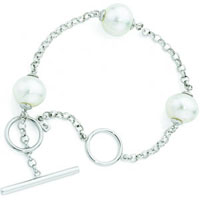 Perl'eco South Sea Pearl Bracelet 12mm