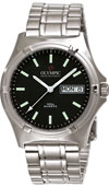 Olympic Mens Work Watch Black Dial (NEW)