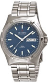 Olympic Mens Work Watch Blue Dial (NEW)