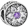 PANDORA Forget-Me-Not Openwork Charm