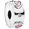 PANDORA Explosion Of Love Spacer Clip (NEW)